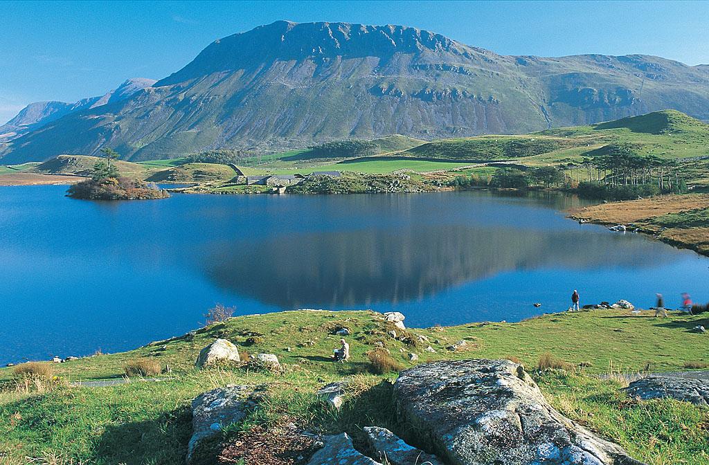 The Welsh Lake District Visit Bala